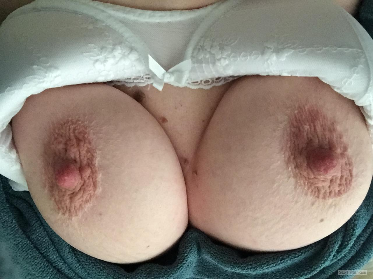 Tit Flash: My Big Tits - Beauts from United Kingdom